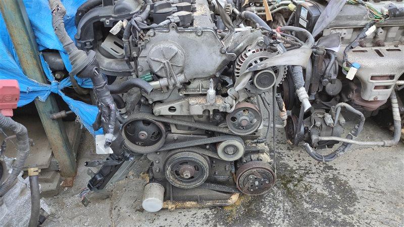 Двигатель Nissan X-Trail T30 QR20DE 684318A (б/у)
