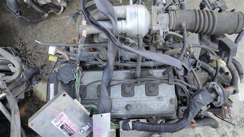 Двигатель Toyota Corsa EL51 4E-FE 2839612 (б/у)