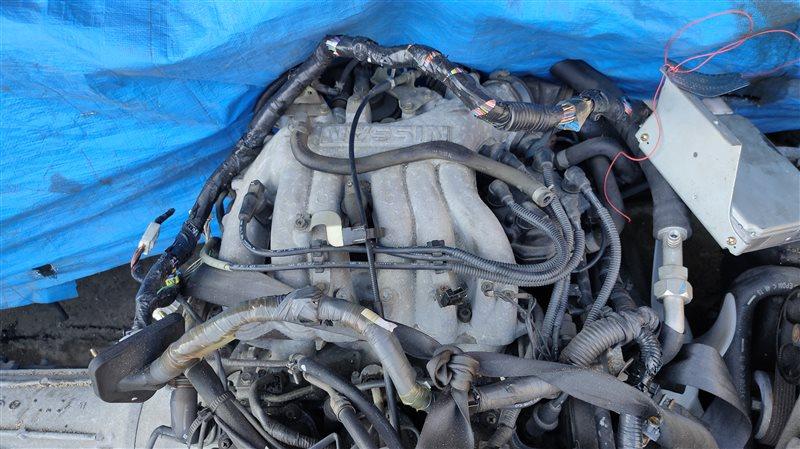 Двигатель Nissan Elgrand ALE50 VG33E 155032 (б/у)
