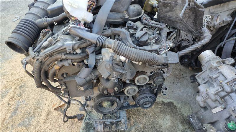 Двигатель Toyota Crown GRS180 4GR-FSE 0120616 (б/у)