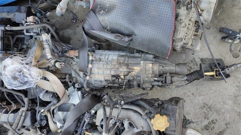 Мкпп Subaru Legacy BPE EZ30 U131266 (б/у)