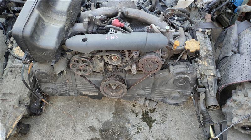 Двигатель Subaru Impreza GH3 EL154 D272053 (б/у)