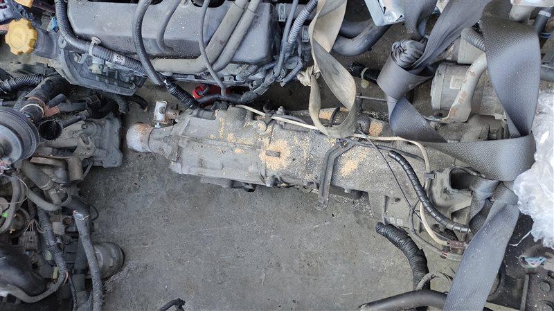 Мкпп Subaru Impreza GH3 EL154 D272053 (б/у)