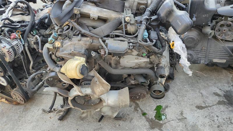 Двигатель Nissan Elgrand E51 VQ35DE 628721B (б/у)
