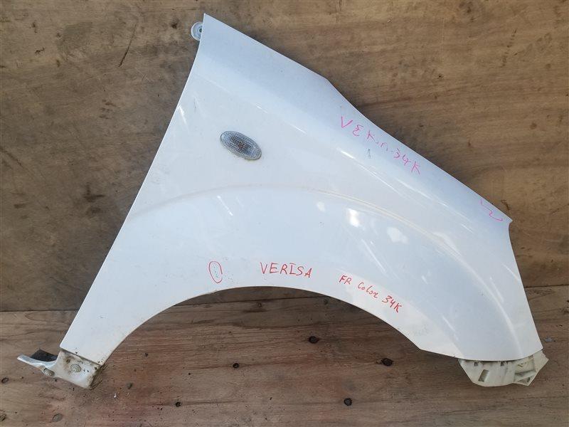 Крыло Mazda Verisa DC5R переднее правое (б/у)