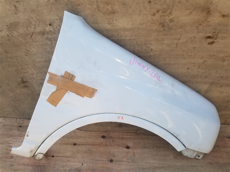 Крыло Suzuki Jimny JB23W переднее правое (б/у)