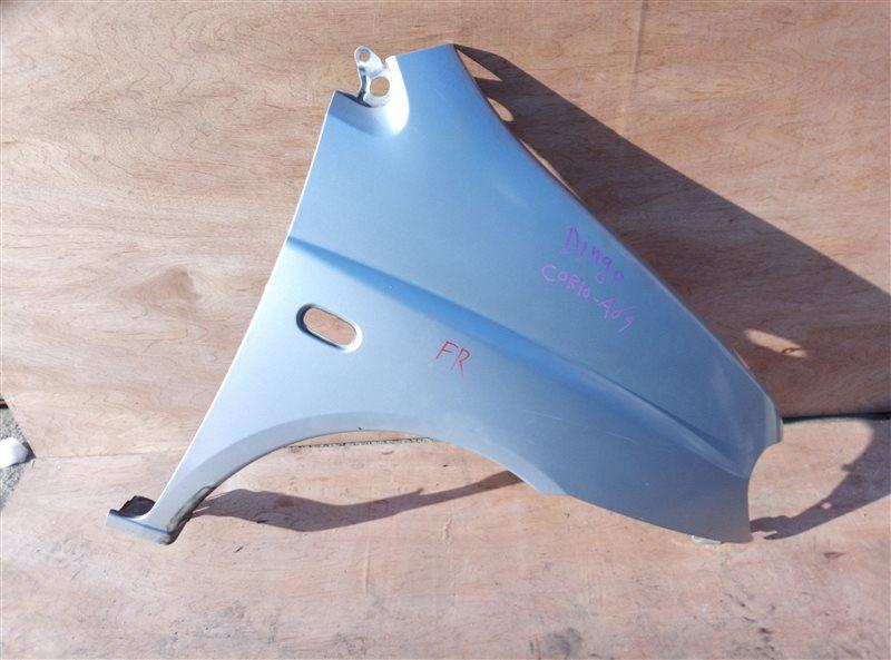 Крыло Mitsubishi Dingo CQ1A переднее правое (б/у)