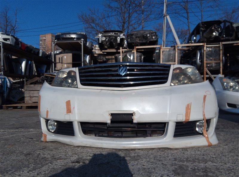 Nose cut Toyota Alphard ANH10 2AZ-FE (б/у)