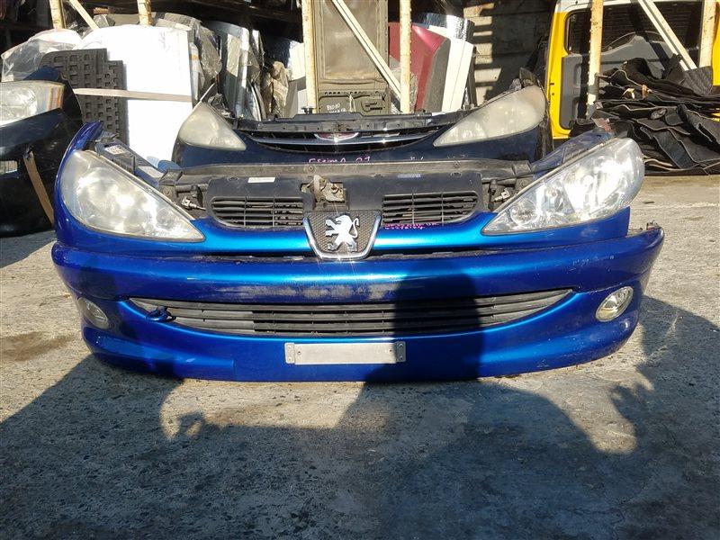 Nose cut Peugeot 206 2A/C (б/у)
