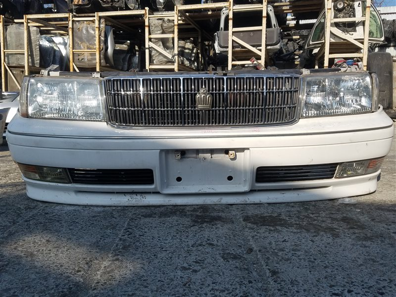 Nose cut Toyota Crown GS151 1G-FE (б/у)