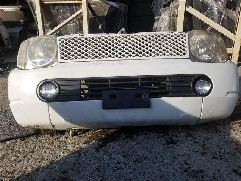 Nose cut Suzuki Jimny JB23W K6AT (б/у)