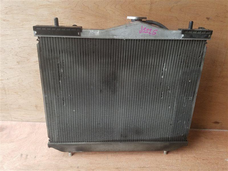 Радиатор основной Daihatsu Terios Kid J111G EF (б/у)