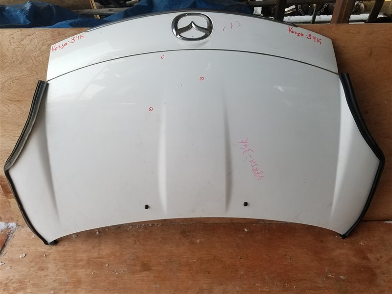Капот Mazda Verisa DC5R (б/у)