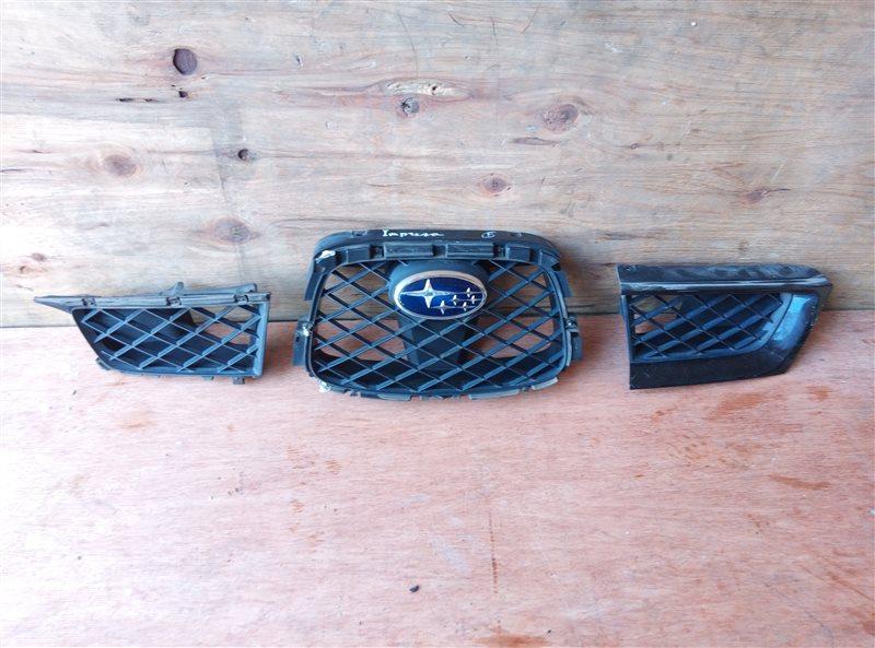 Решетка радиатора Subaru Impreza GG2 (б/у)