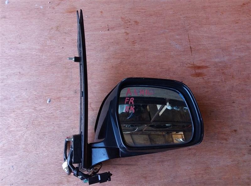 Зеркало Toyota Alphard ANH10 переднее правое (б/у)