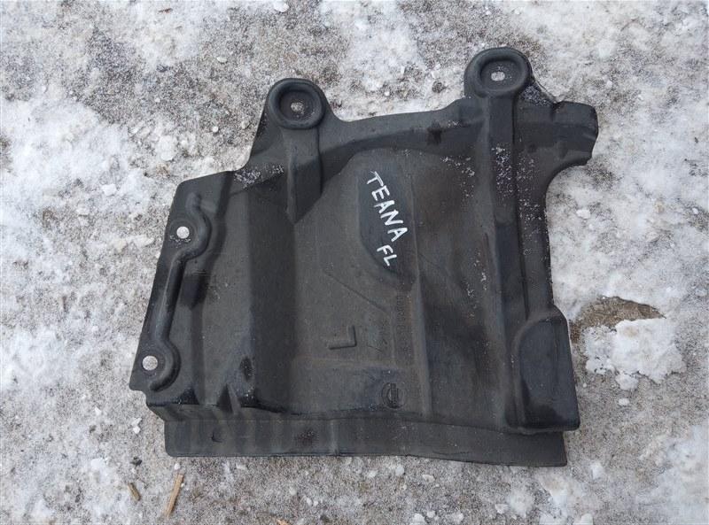 Защита двигателя Nissan Teana J31 VQ23DE левая (б/у)