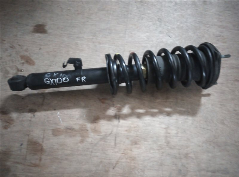 Стойка Toyota Cresta GX100 1G-FE передняя правая (б/у)