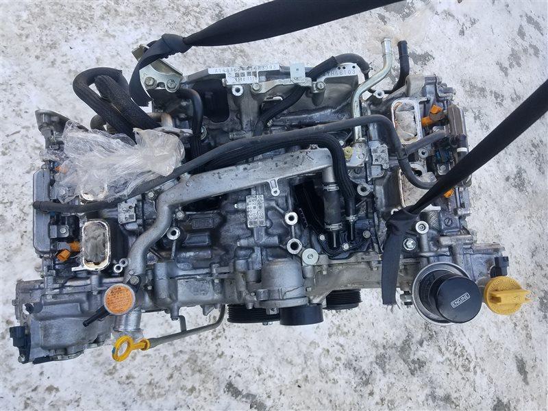 Двигатель Subaru Impreza GT2 FB16 2019 (б/у)