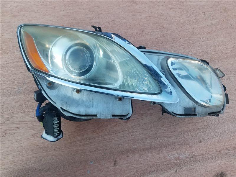 Фара Lexus Gs430 UZS190 3UZ-FE 09.2005 передняя правая (б/у)