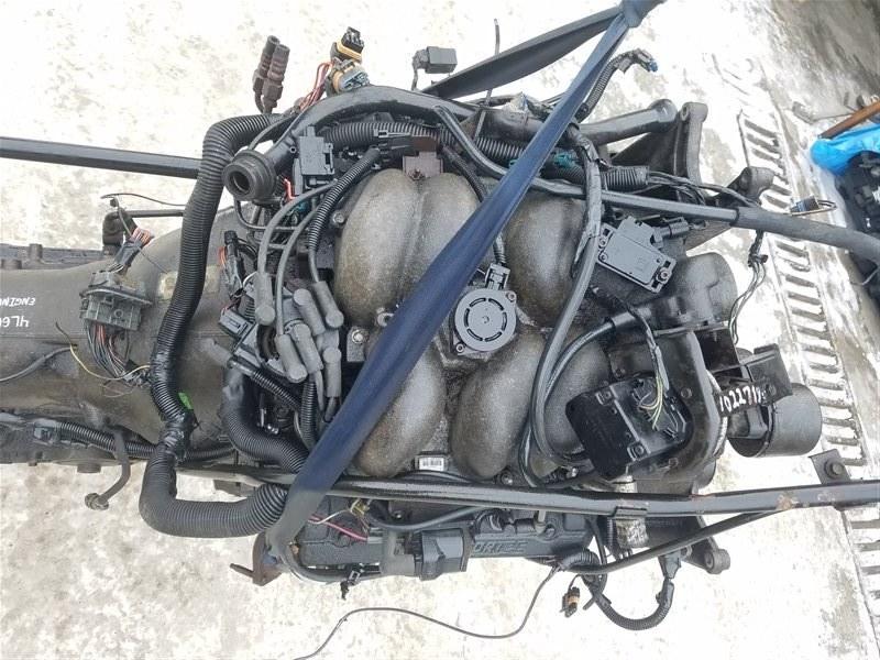 Двигатель Chevrolet Blazer S15 L35 10227196 (б/у)