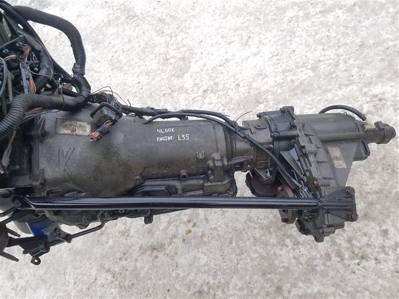 Акпп Chevrolet Blazer S15 L35 10227196 (б/у)