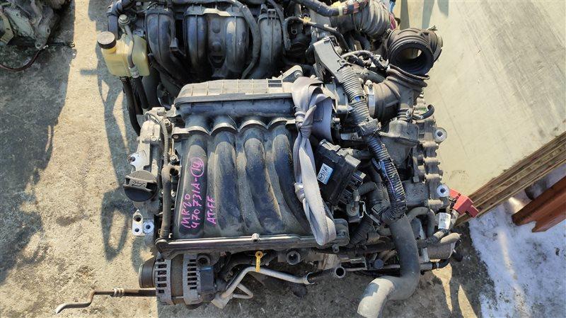 Двигатель Nissan Serena CC25 MR20DE 470731A (б/у)