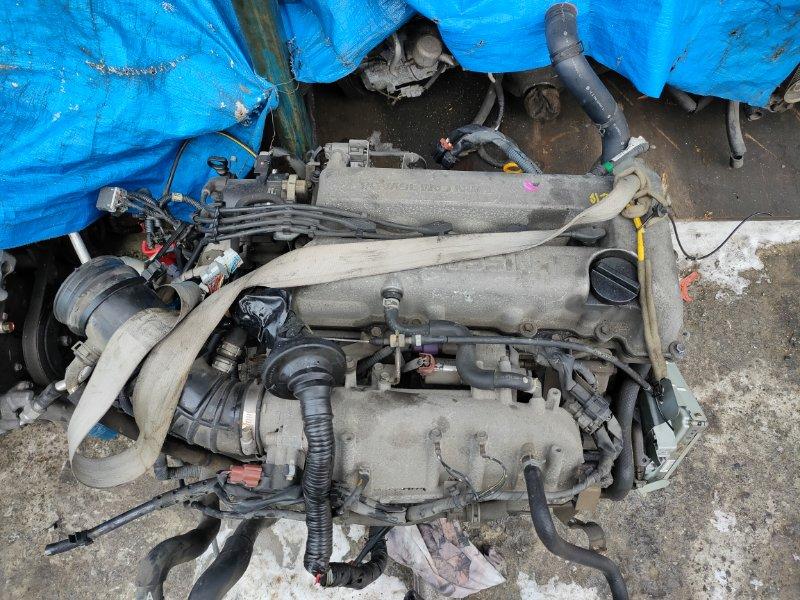 Двигатель Nissan R'nessa N30 SR20DE 025162B (б/у)