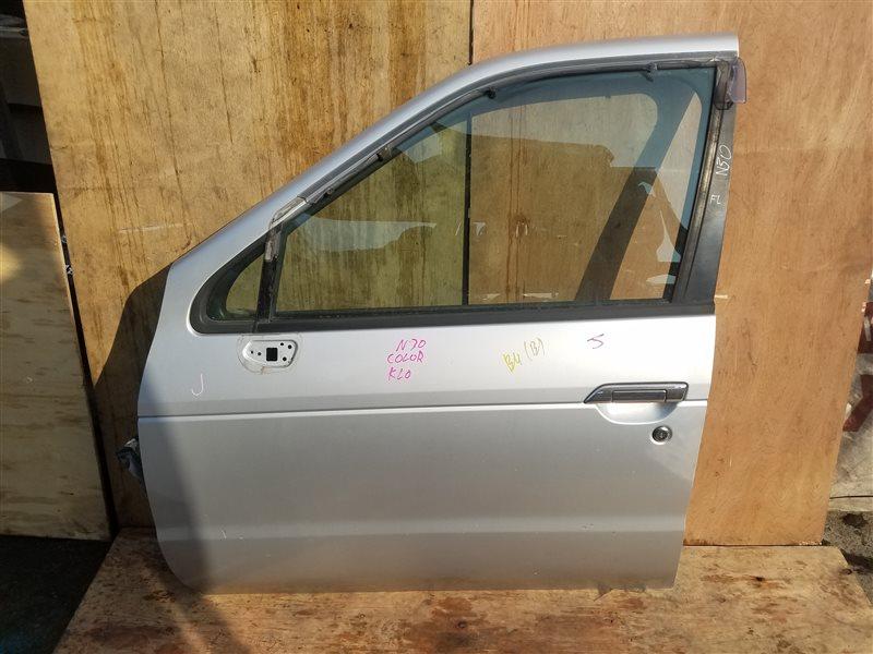 Дверь Nissan R'nessa N30 передняя левая (б/у)