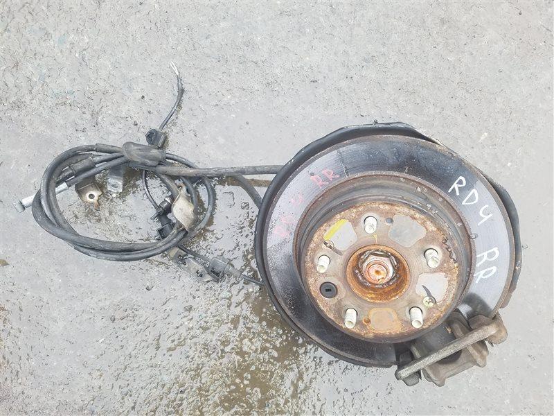 Ступица Honda Cr-V RD4 K20A задняя правая (б/у)