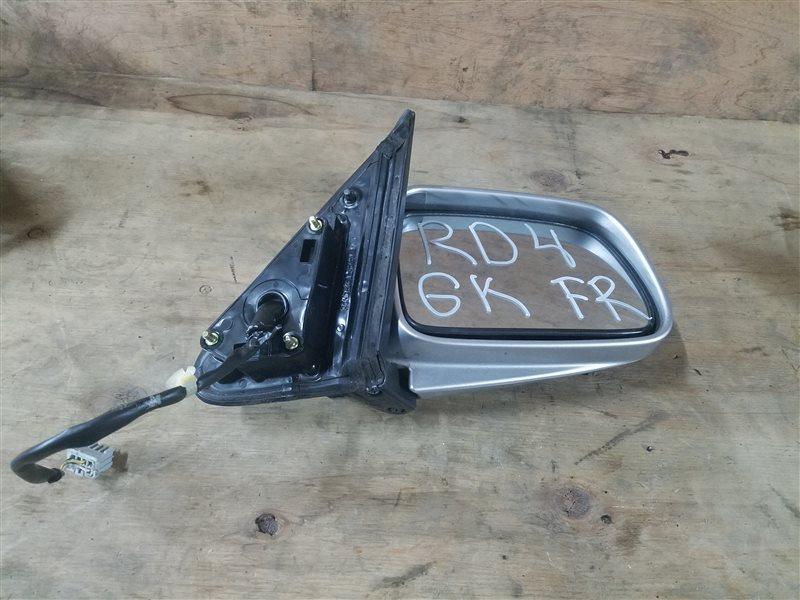 Зеркало Honda Cr-V RD4 K20A переднее правое (б/у)