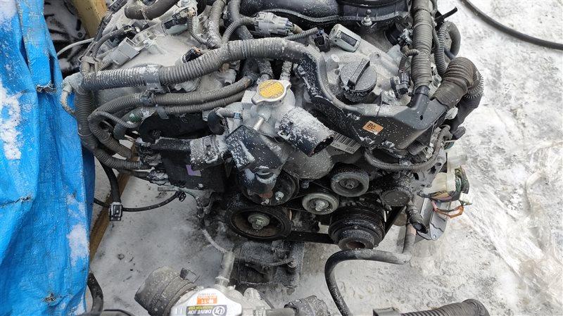Двигатель Lexus Gs350 GRS191 2GR-FSE 8519359 (б/у)
