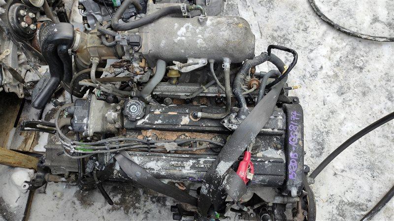 Двигатель Honda Cr-V RD1 B20B 1068177 (б/у)