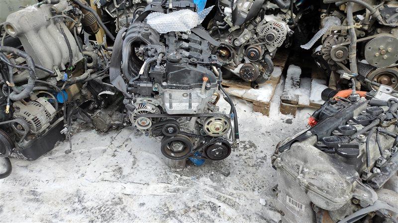 Двигатель Honda N-Van JJ1 S07B 2028270 (б/у)