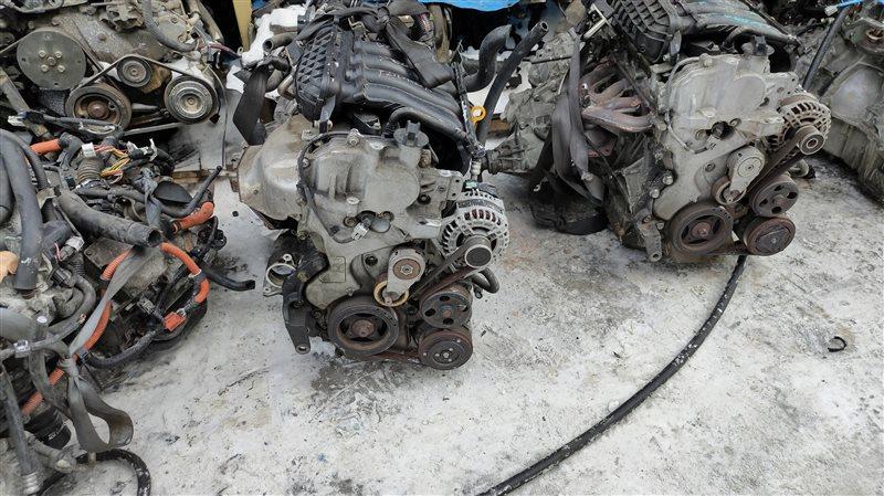 Двигатель Nissan Serena C25 MR20DE 122112A (б/у)