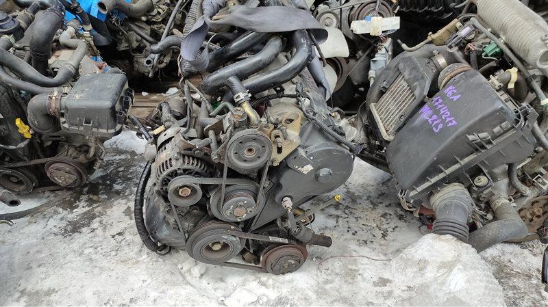 Двигатель Daihatsu Gino L700S EF-VE 6816327 (б/у)