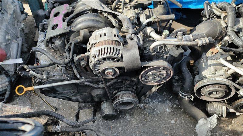 Двигатель Subaru Sambar TV1 EN07 686565 (б/у)