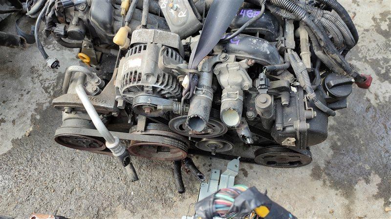 Двигатель Daihatsu Atrai S221G K3-VE 861467 (б/у)