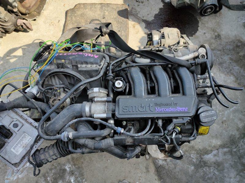 Двигатель Smart Fortwo W450 M160 0140301 (б/у)