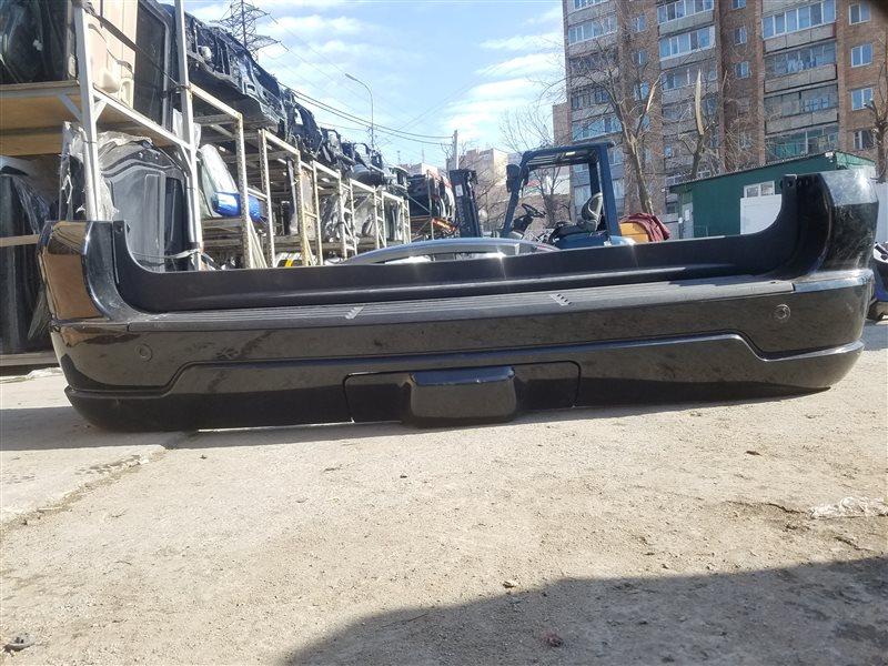 Бампер Lincoln Navigator U228 задний (б/у)