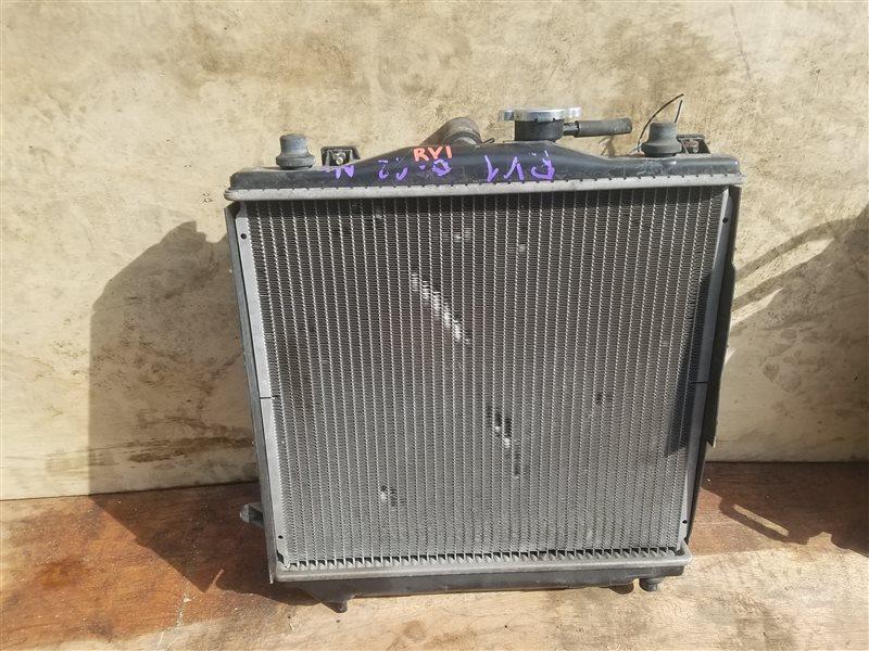 Радиатор основной Subaru Pleo RV1 (б/у)