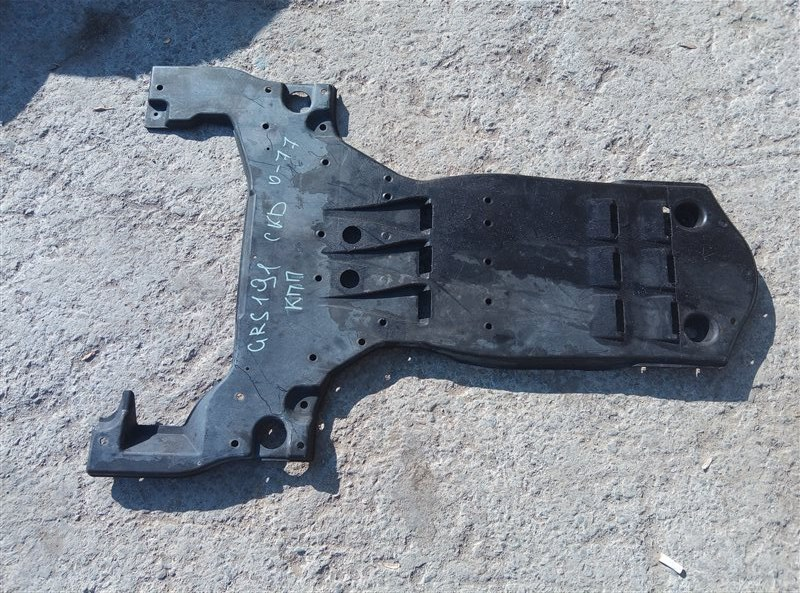 Защита кпп Lexus Gs350 GRS191 2GR-FSE (б/у)