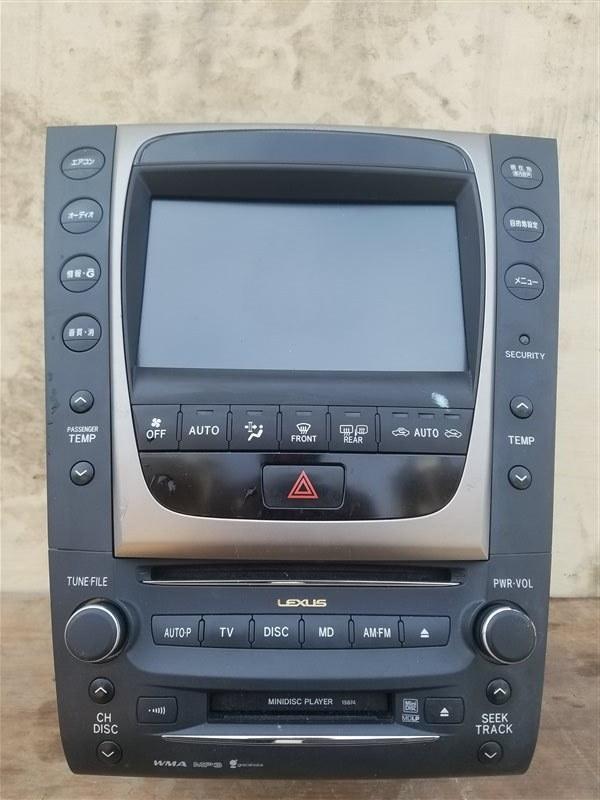 Магнитофон Lexus Gs350 GRS191 2GR-FSE (б/у)