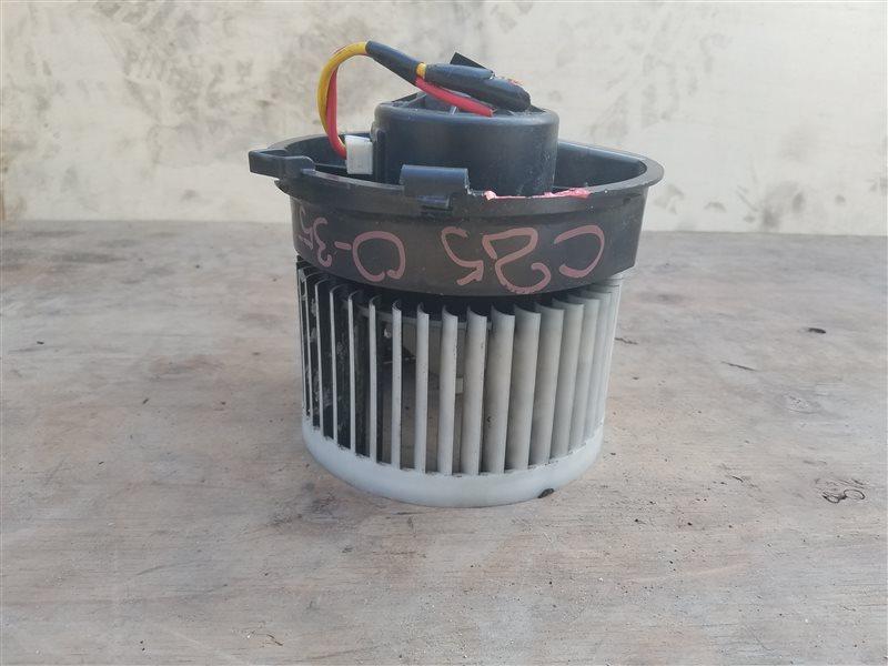 Мотор печки Nissan Serena C25 MR20DE (б/у)