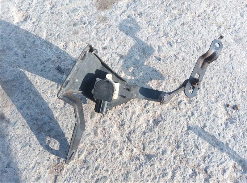 Датчик контроля высоты Lexus Gs350 GRS191 2GR-FSE задний левый (б/у)