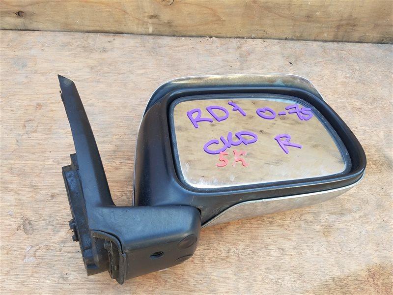 Зеркало Honda Cr-V RD1 B20B правое (б/у)
