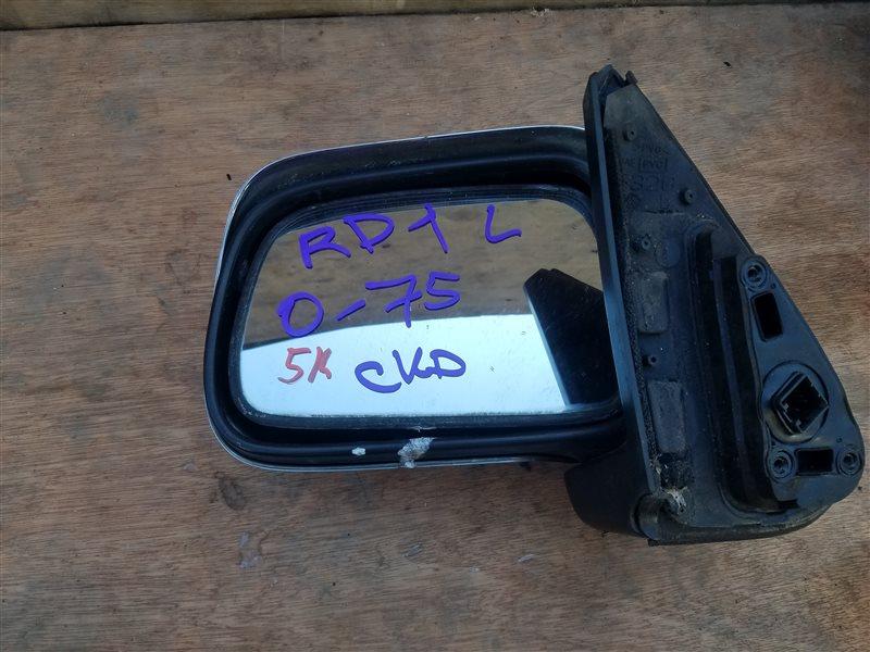 Зеркало Honda Cr-V RD1 B20B левое (б/у)