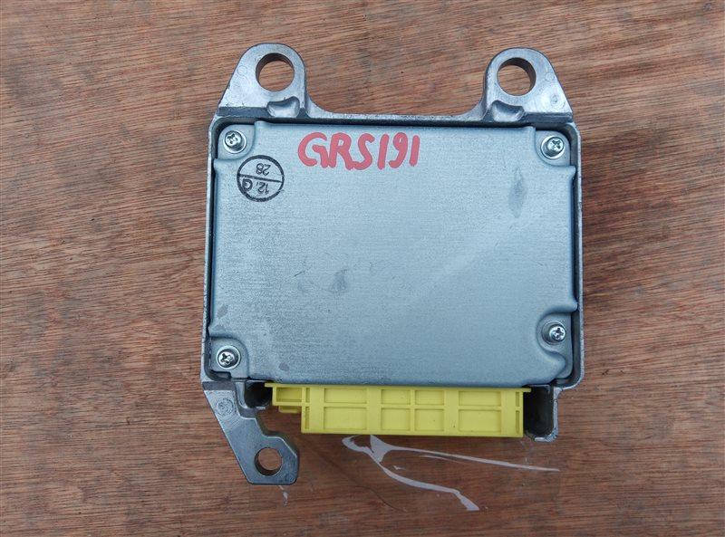 Блок управления airbag Lexus Gs350 GRS191 (б/у)