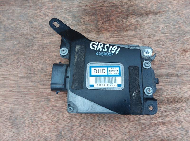 Блок управления рулевой рейкой Lexus Gs350 GRS191 (б/у)
