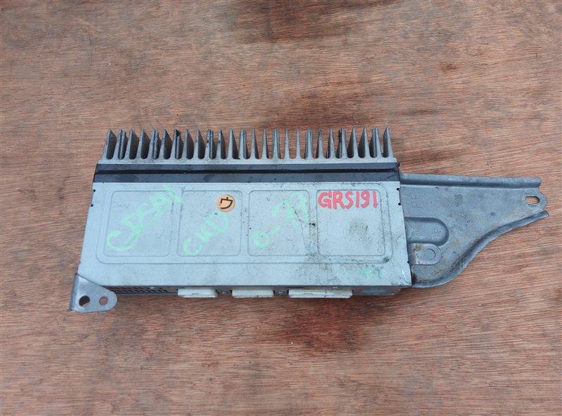 Усилитель звука Lexus Gs350 GRS191 (б/у)