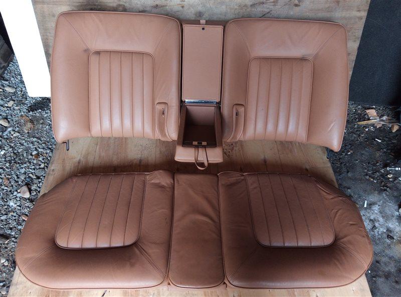 Сиденье Rolls-Royce Silver Spirit L410 заднее (б/у)